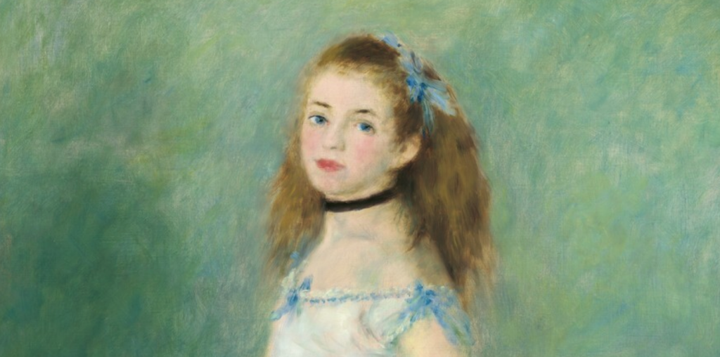 Learn from Renoir's the dancer
